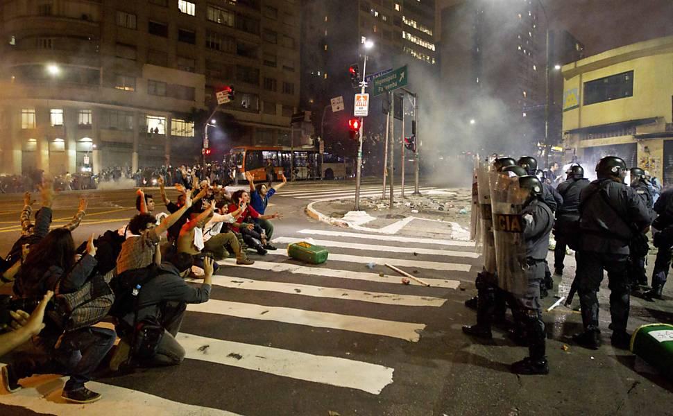 Pelas ruas de São Paulo