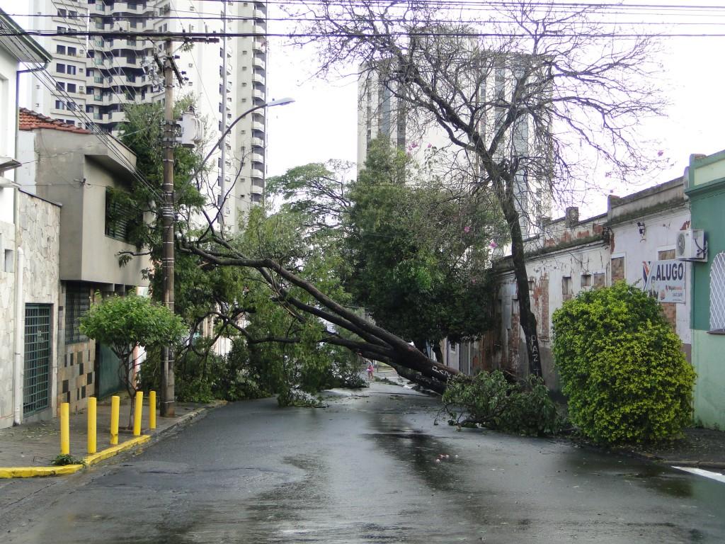 Rua São João.
