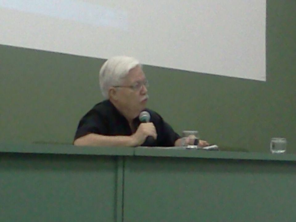 Professor Fiorin realizou conferência na Unimep