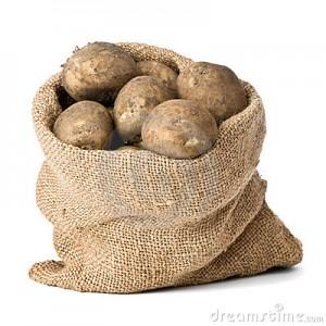 saco-de-batatas-14496304
