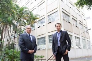 Obras Escola de Negócios Sebrae-SP.