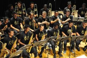 Banda Fornar tem atualmente 77 alunos