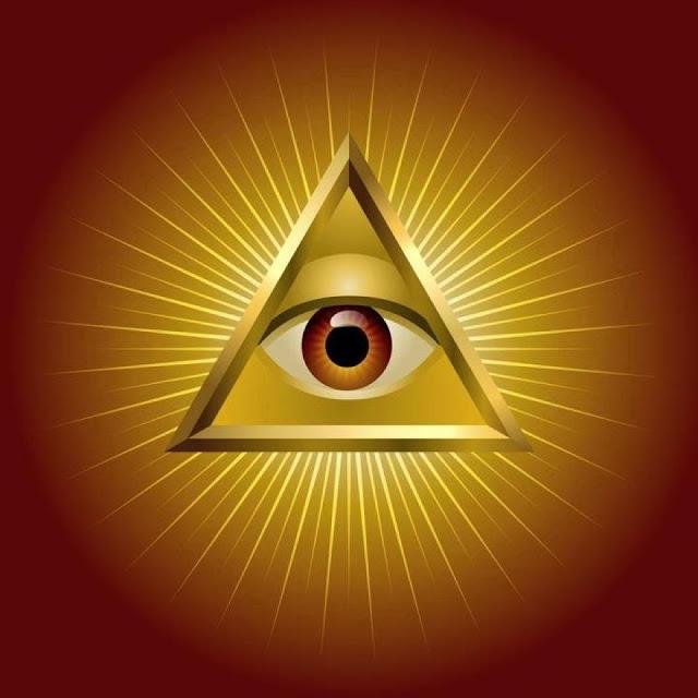 O Olho que tudo vê.
