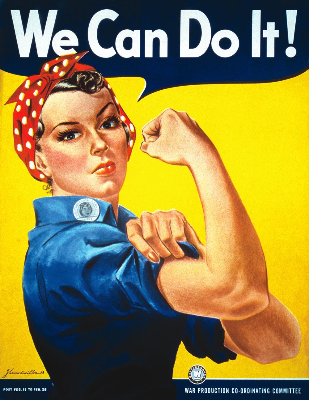 O Feminismo e a sua voz