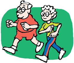 atvidade fisica no idoso - figura