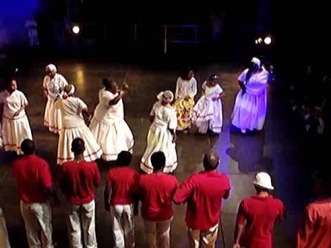 Batuque de Umbigada: tradição e identidade