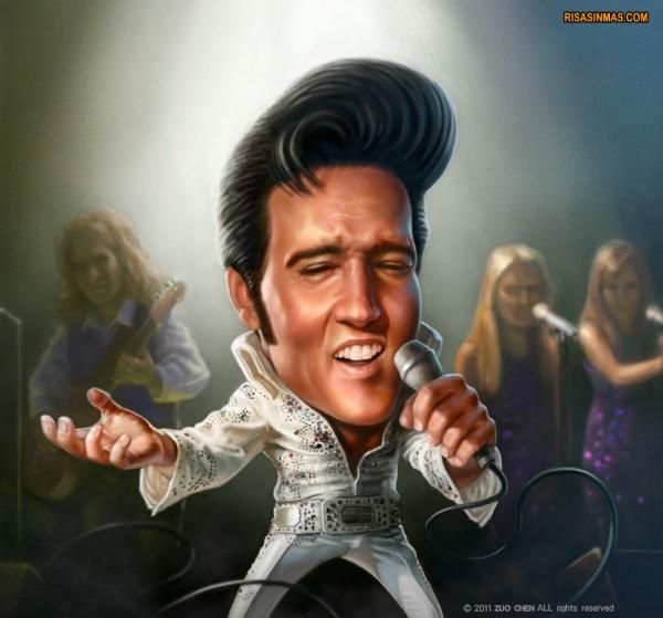 Elvis morreu?