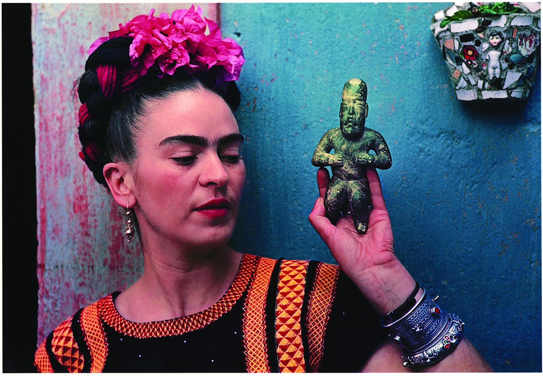 Toda Mulher quer ser Frida Kahlo