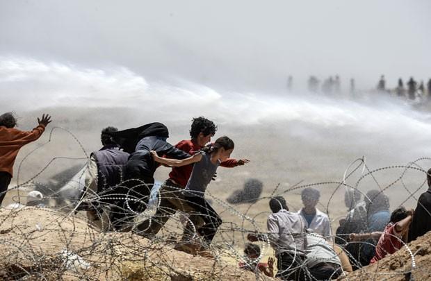 Bombardeio americano à Síria acende sinal de alerta