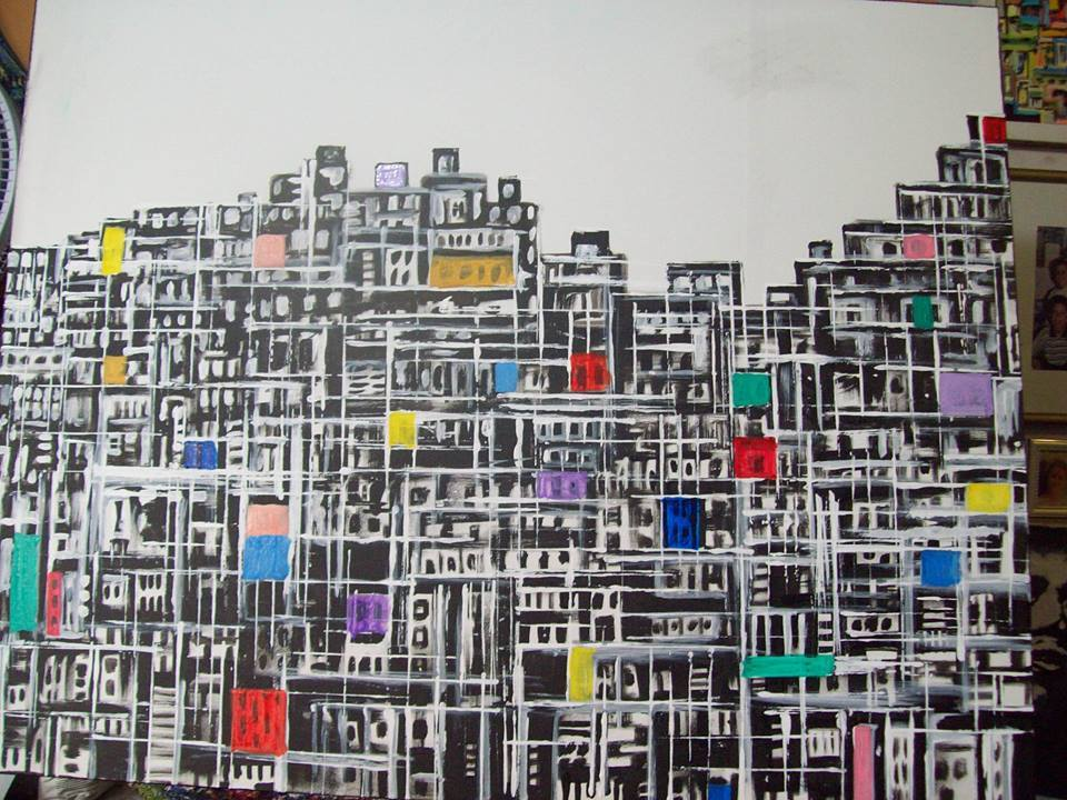 De caixas, cubos e nós ali dentro