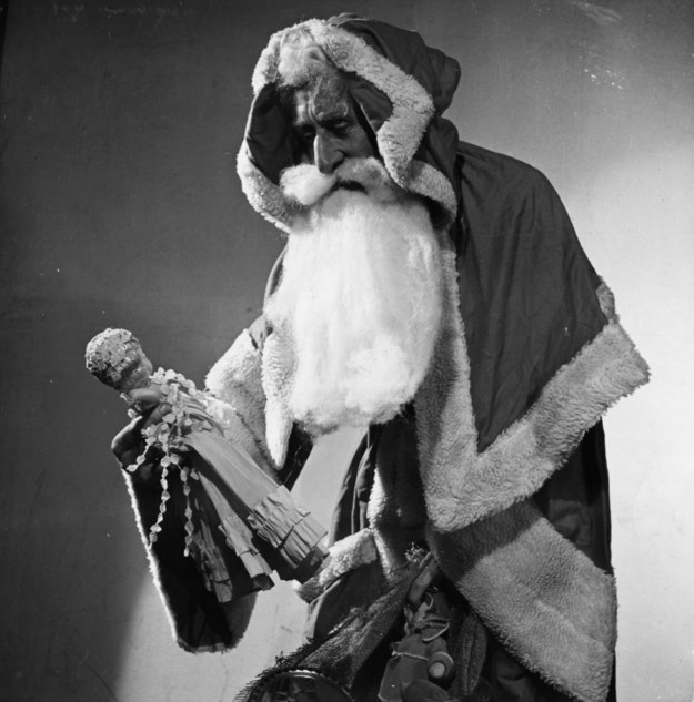 Mistério de Natal. Ou: quem tem medo de Papai Noel?