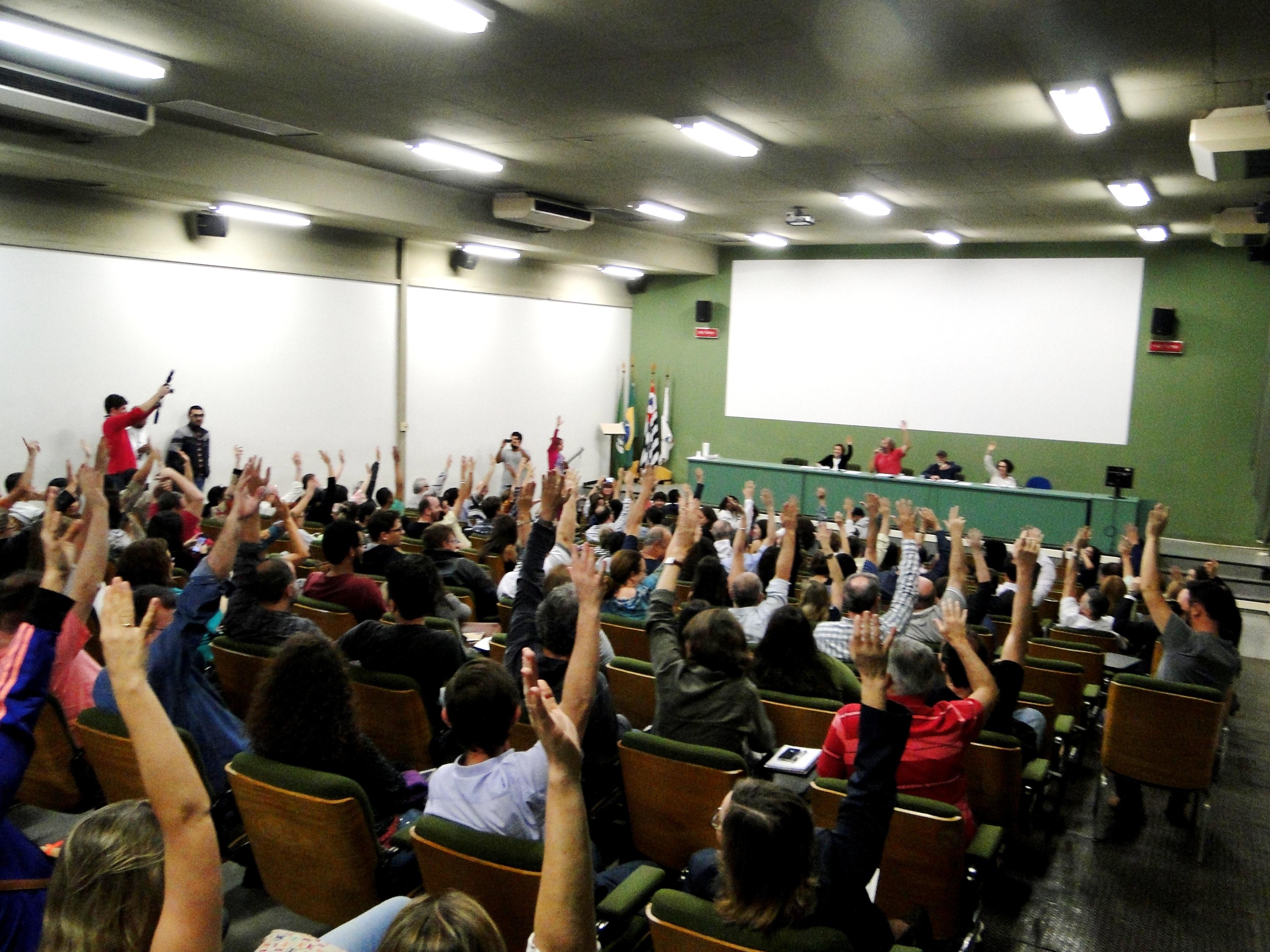 Unimep: greve, agora, é por tempo indeterminado.