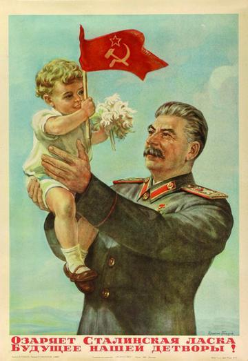 Comunista come criancinha.