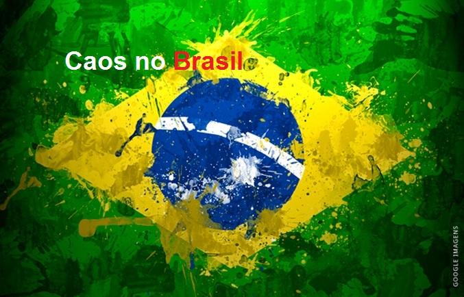 Brasil à beira do abismo -o golpe da direita continua