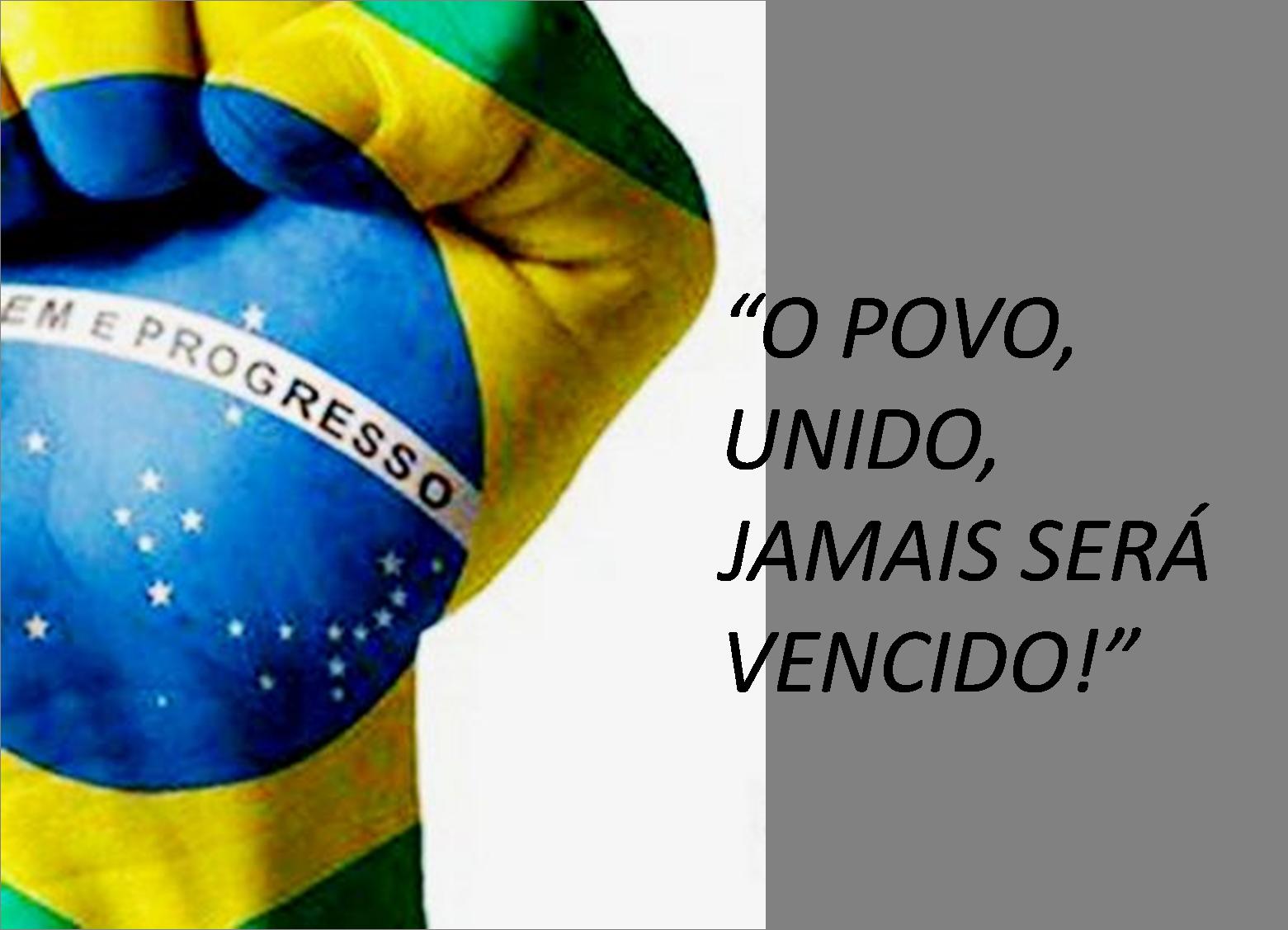 A REFUNDAÇÃO DEMOCRÁTICA DO BRASIL PARA DETER A BARBÁRIE