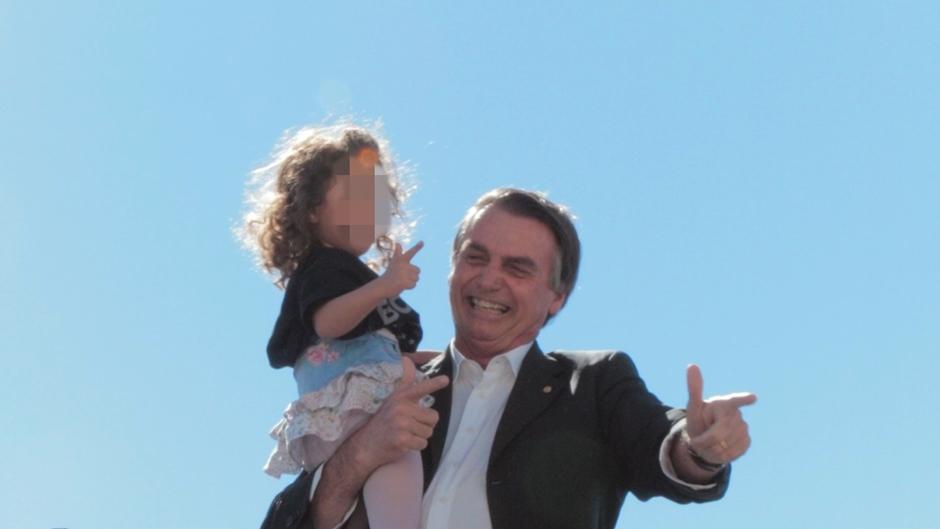 Apologia ao crime e eleições presidenciais no Brasil.