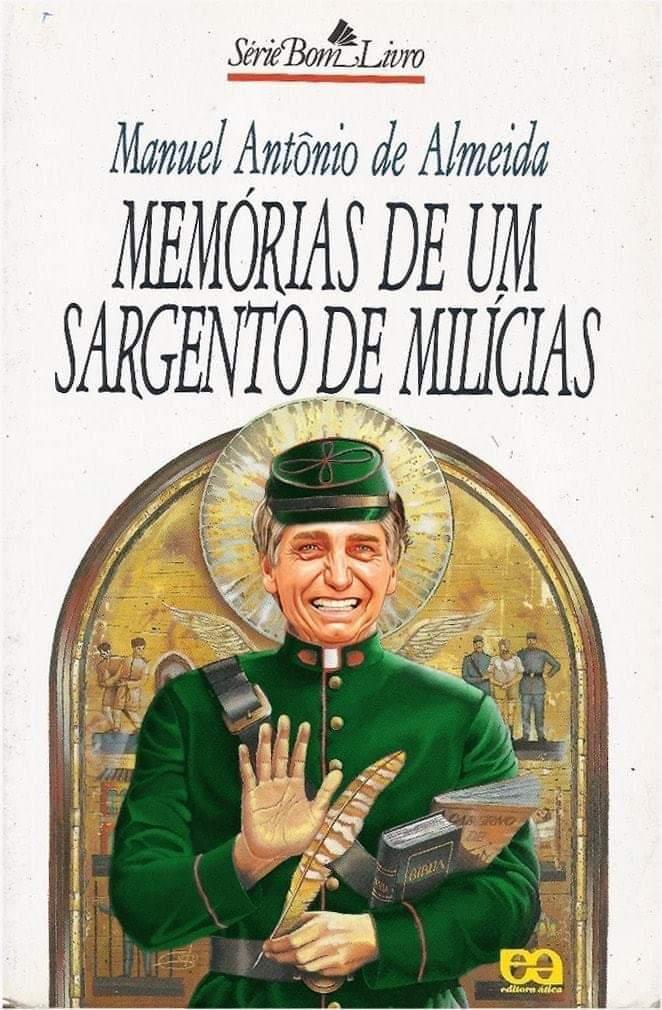 Malícias e Milícias de um herói brasileiro.