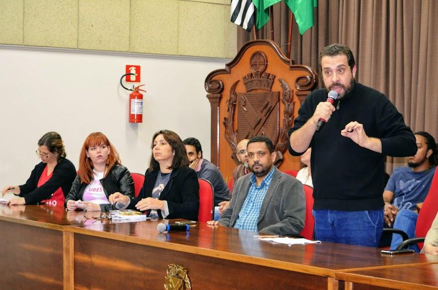 """Boulos em Piracicaba: """"Não temos tempo para ter medo!"""""""