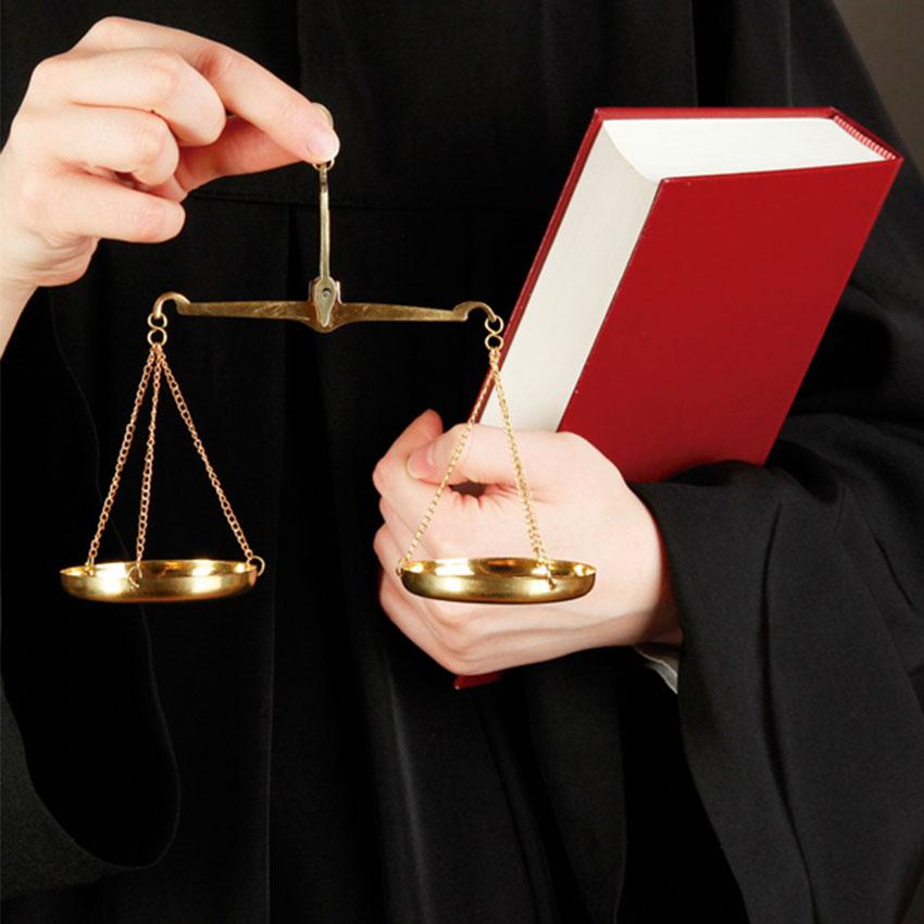Grandes Juristas e Inspiradores da Justiça.
