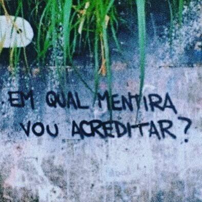 A verdade de Bolsonaro e o fim da política.