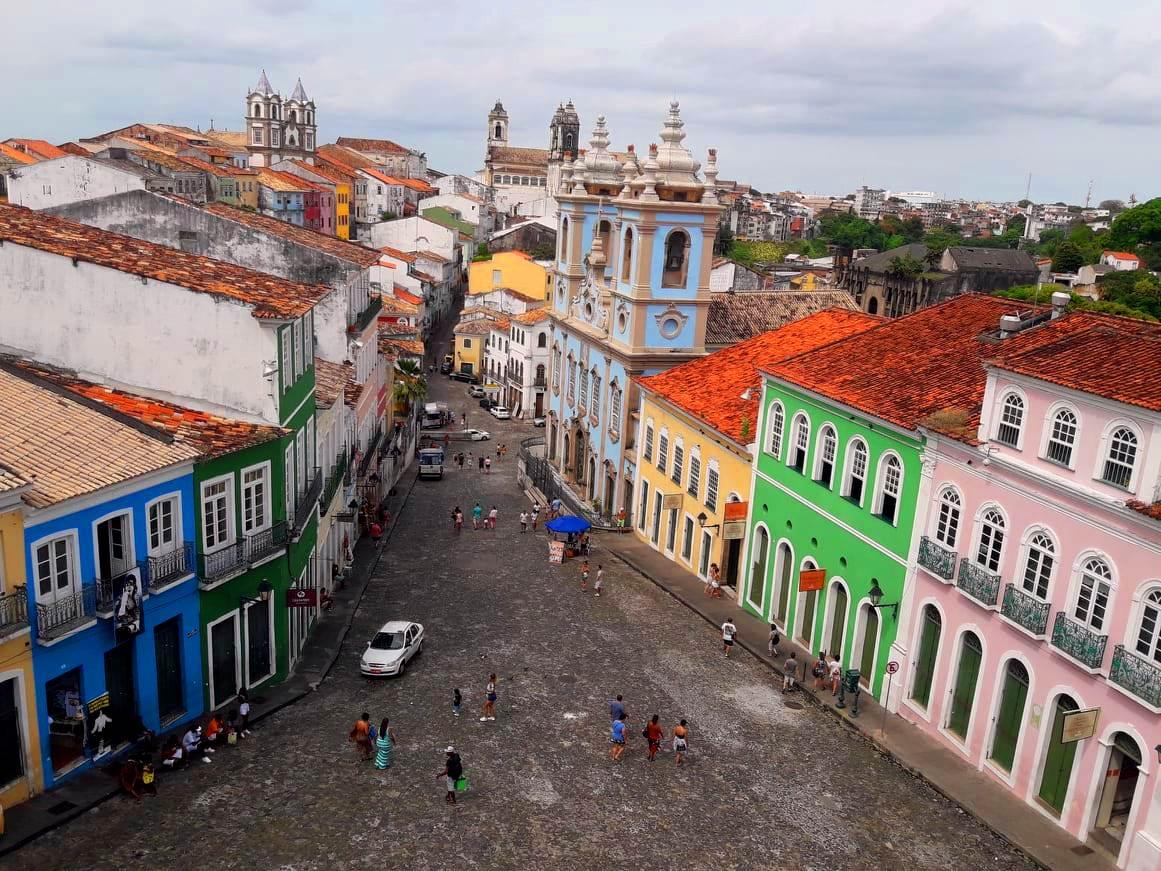 Salvador, cidade-Mundo, salvai-nos!