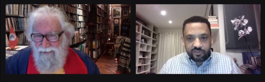 Leonardo Boff declara apoio à pré-candidatura do professor Adelino à prefeitura de Piracicaba