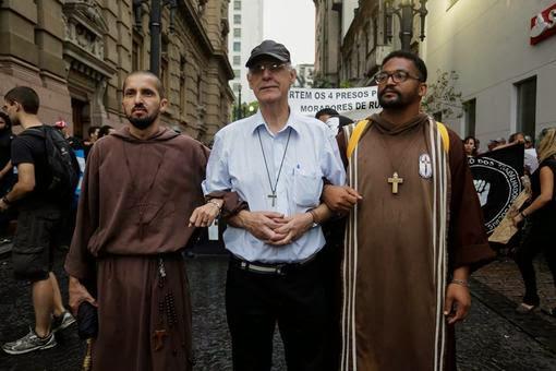 Padre Júlio Lancellotti e a Cidadania Ativa