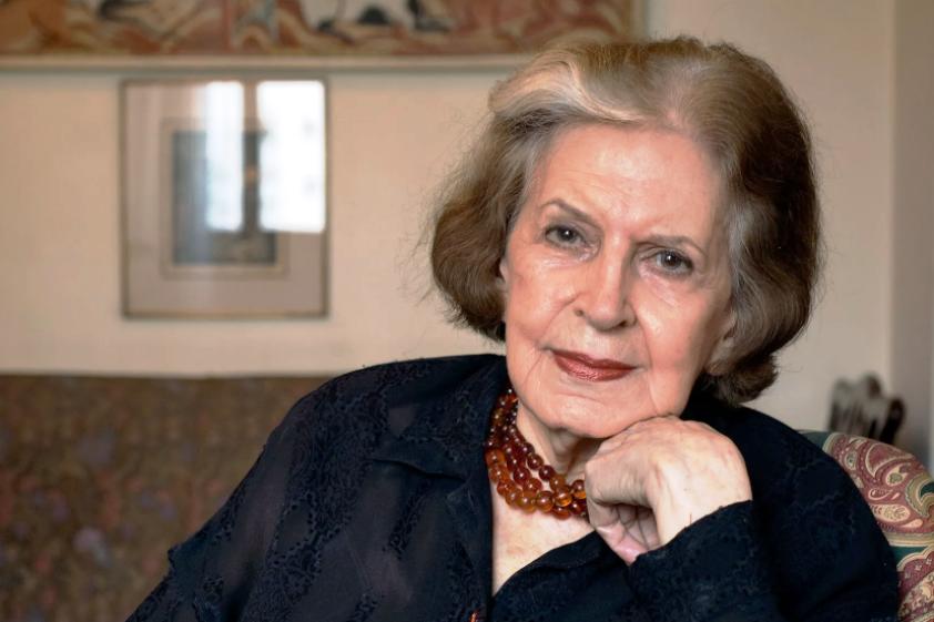 Lygia Fagundes Telles é a homenageada da Festa Literária Internacional da Mantiqueira