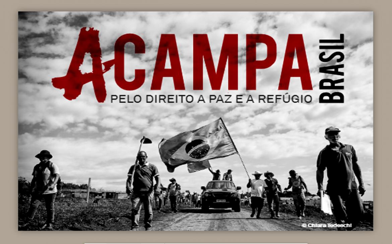 Conheça o Acampa pela Paz e o Direito a Refúgio – Brasil!
